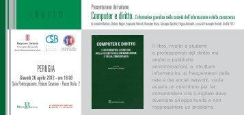 Invito - Università degli Studi di Perugia