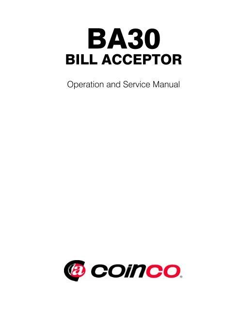 BA30SA  validator bill acceptor belt kit BA50B 4 belts BA32SA Coinco BA30B