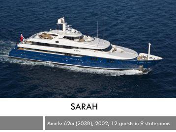 S/Y MONTIGNE - Paradise Yacht Charters