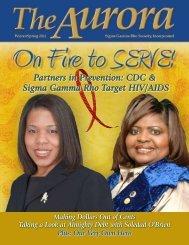 Partners in Prevention: CDC & Sigma Gamma Rho Target ... - Doczine