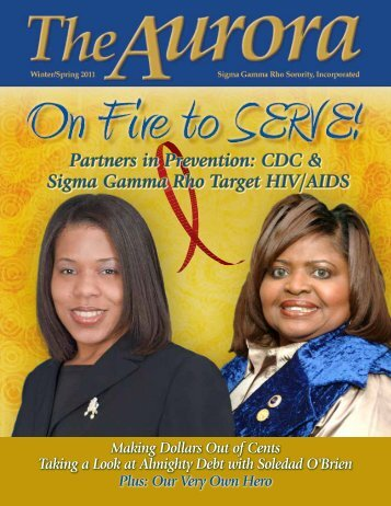 Partners in Prevention: CDC & Sigma Gamma Rho Target ... - Doczine