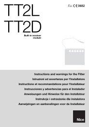 TT2L-TT2D IST206 4858 Rev00 - Nice-service.com