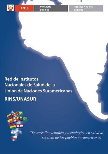 RINS/UNASUR - Instituto Nacional de Salud