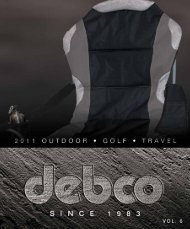 Golf - Debco Your Solutions Provider   Home