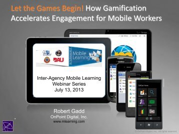 Let the Games Begin! How Gamification Accelerates Engagement ...