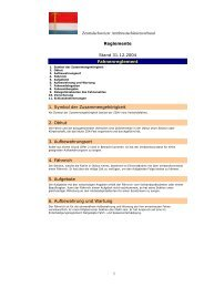 Zentralschweizer Armbrustschützenverband 1 Reglemente Stand ...