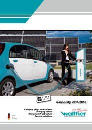e-mobility brochure (PDF) - Walther-Werke Ferdinand Walther GmbH