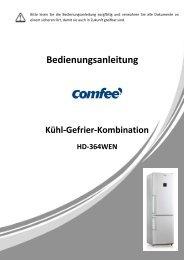 Bedienungsanleitung - Midea Europe GmbH