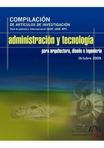 Descarga completa - Administración para el diseño - UAM