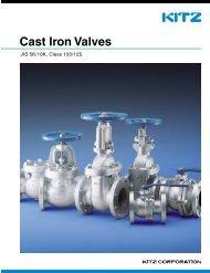Cast Iron Valves - Hasmak.com.tr