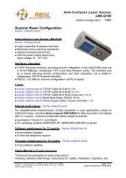 System Configuration LMS-Q160