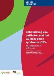 informatie voor de intensivist (intensive care-arts) - Spierziekten ...