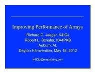 Improving Performance of Arrays - Kkn.net