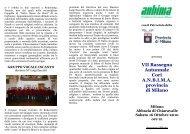 VII Rassegna Autunnale Cori ANBIMA provincia di ... - Banda Musicale