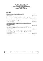 Vol.2, No.3, April 2007 - USUpress - Universitas Sumatera Utara