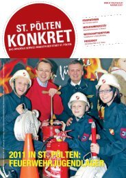 2011 IN ST. PÖLTEN: FEUERWEHRJUGENDLAGER