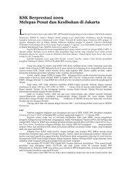 KSK Berprestasi 2009 Melepas Penat dan Kesibukan di Jakarta