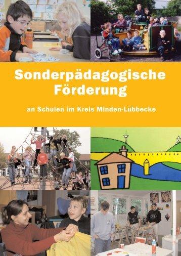 Sonderpädagogische Förderung - Kreis Minden Lübbecke
