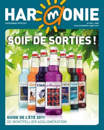 SOIF DE SORTIES ! - Montpellier Agglomération