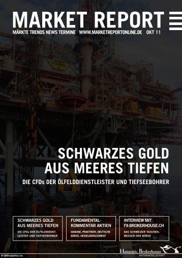 SCHWARZES GOLD AUS MEERES TIEFEN - Hanseatic Brokerhouse