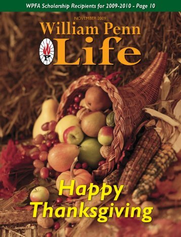 November 2009 - William Penn Life