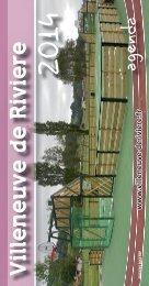 Villeneuve de Rivière - Les Agendas des Mairies