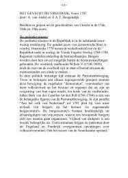 Het gevecht bij Vreeswijk, 9 mei 1787 Beelden en grepen uit de ...