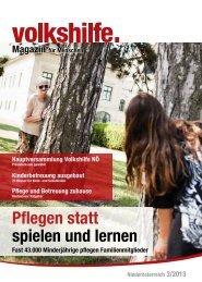 Niederösterreich - Volkshilfe Österreich