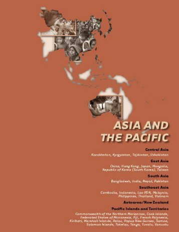 Asia and the Pacific - Choike
