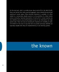 The Known - PICES