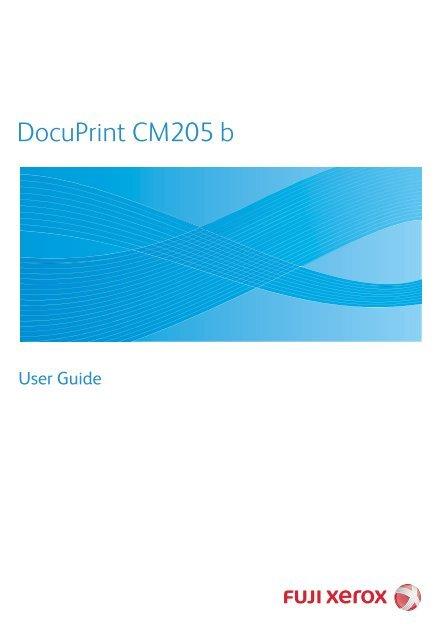 Download Fuji Xerox Printers