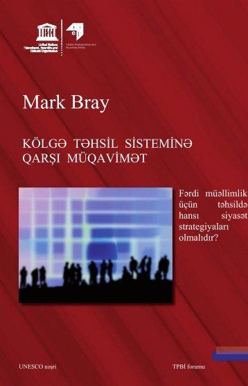 Mark Bray - IIEP - Unesco