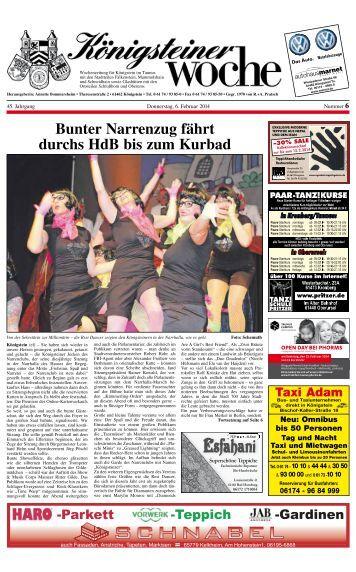 Königsteiner Woche - Taunus Nachrichten