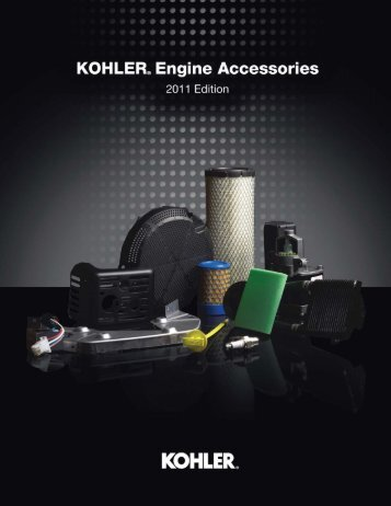 Download PDF (4949k) - Kohler Engines