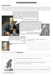 Histoire – Les Temps Modernes au cm1 cycle3 ... - Pass Education