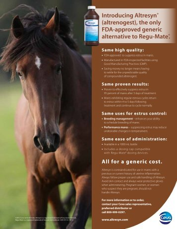 Download PDF - First Veterinary Supply
