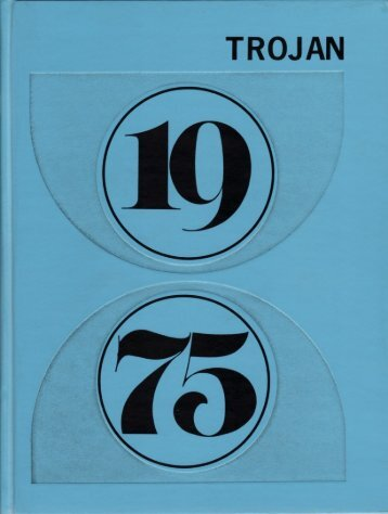 Trojan 1975 - Yearbook