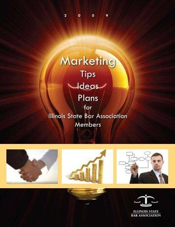 ISBA Lawyer Marketing Guide - Illinois State Bar Association
