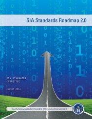 SIA Standards Roadmap 2.0 - Security Industry Association