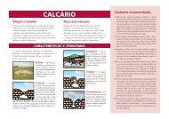 CALCÁRIO - IGEO- Unicamp