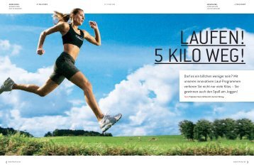 Bauch weg in Fit for fun - Prof. Dr. Kuno Hottenrott