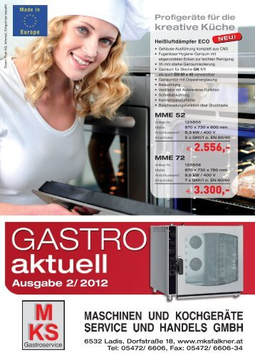 Ausgabe 2/ 2012 -  MKS Falkner Ladis