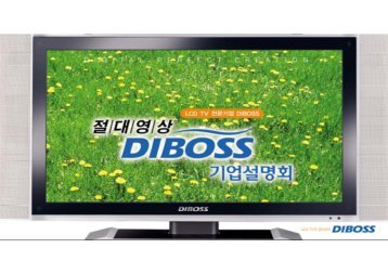 Convergence LCD TV - Displaybank