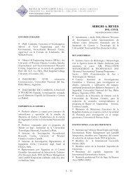SReyes CV - FRBB - UTN - Universidad Tecnológica Nacional