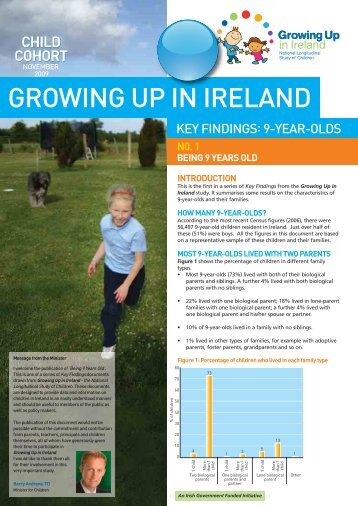 No.1 Being 9 Years Old - Growing Up in Ireland