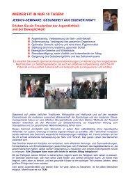 seminar i gesundheit aus eigener kraft.pdf - Institut des Lächelns