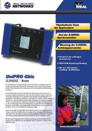 UniPRO Gbis - Trend Communications Ltd.