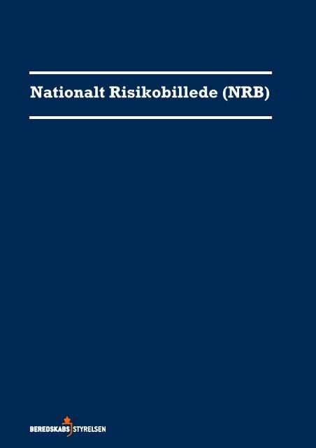 Nationalt Risikobillede (NRB) - Beredskabsstyrelsen