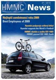 (ke stažení v pdf) číslo 22/Leden 2010 - HYUNDAI Motor ...