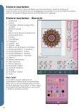 Stickmodus – Stickerei bearbeiten - Pfaff - Seite 2